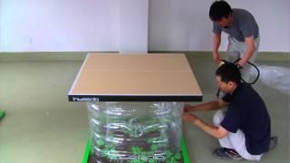 Стол для настольного тенниса INTREPID(, 2012-08-22T07:32:05.000Z)