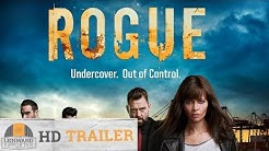 ROGUE - Season 1  HD Trailer 1080p german/deutsch