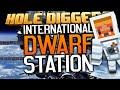 Minecraft - International Dwarf Station - Hole Diggers 22