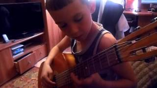 Бумер на гитаре(Смотреть Всем!)