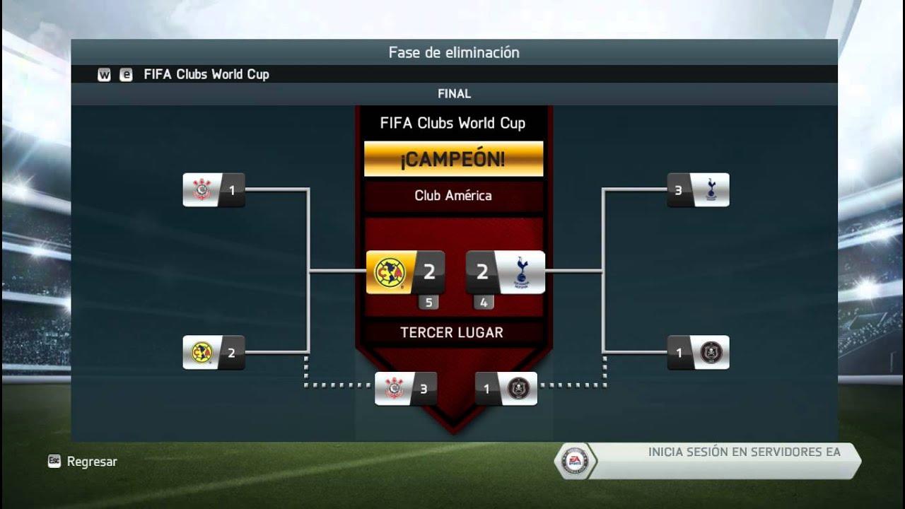 Mundial De Clubes: Fifa14 Copa Mundial De Clubes