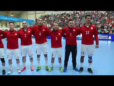Pan Am 2018: Greenland vs Canada (1:2) KNR 2018-06-21
