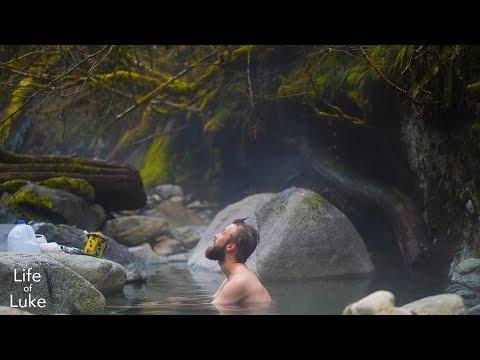 Sloquet Hot Springs Adventure