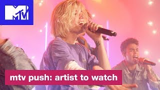 Video PRETTYMUCH Break Down 'Would You Mind' | MTV Push: Artist to Watch download MP3, 3GP, MP4, WEBM, AVI, FLV Februari 2018