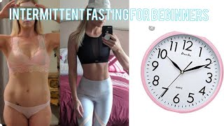 How to Start Intermittent Fasting for Beginners
