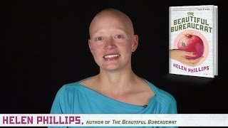 My Alopecia Story - Helen Phillips, author of The Beautiful Bureaucrat