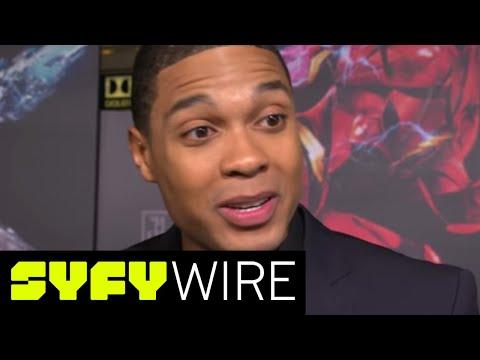 Justice League Premiere: Cast Previews Movie   SYFY WIRE