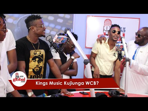 #EXCLUSIVE: KINGS MUSIC Wapafomu RHUMBA Laivu,