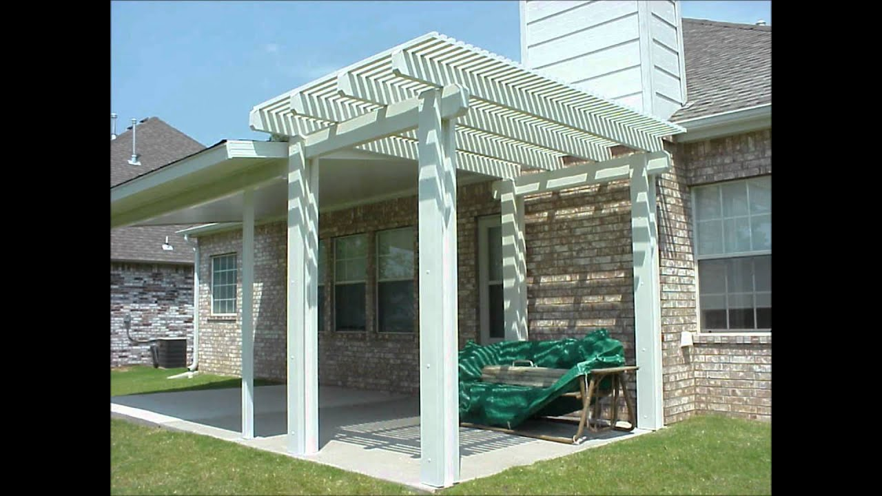 TULSA ALUMAWOOD PERGOLAS By Phoenix Builders Of Tulsa