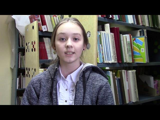 Изображение предпросмотра прочтения – АлесияПеченкина читает произведение «МАМЕ» М.И.Цветаевой