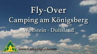 Fly Over Camping Am Konigsberg