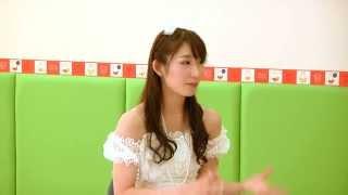 福山市出身で、東京を拠点にアイドルとして活躍している小原春香さん(...