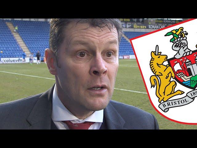Colchester United 3-2 Bristol City Post-Match Interviews