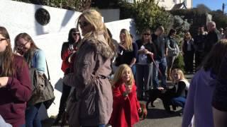 Hundreds queue for Doc Martin auditions