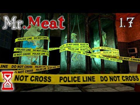 Одновременный арест Мистера Мита и спасение Амелии   Mr. Meat 1.7