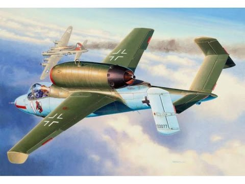 REVELL 1/32 Heinkel He-162 Salamander FULL VIDEO BUILD.