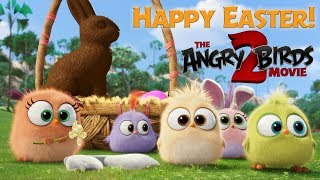 Angry Birds Movie 2 - Happy Easter from the Hatchlings