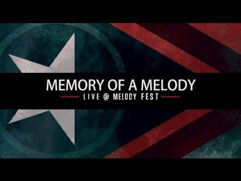 "Memory Of A Melody ""Ultraviolence"" Live Lyric Video"