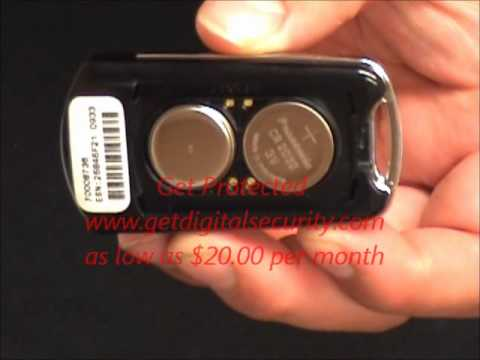dsc keychain remote battery replacement youtube. Black Bedroom Furniture Sets. Home Design Ideas