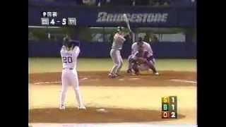 【これは打てない】全盛期の伊藤智仁のスライダー thumbnail