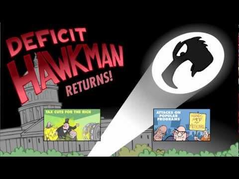 Deficit Hawkman Returns!