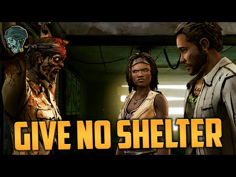 """The Walking Dead: Michonne - Ep. 2 """"GIVE NO SHELTER"""" (Full Gameplay Walkthrough)"""