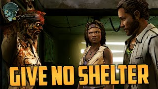 "The Walking Dead: Michonne - Ep. 2 ""GIVE NO SHELTER"" (Full Gameplay Walkthrough)"