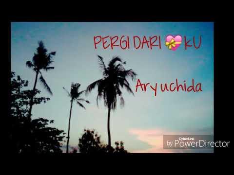 lyric lagu Aliando (pergi dari hatiku)