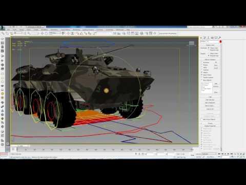 BTR 90 RIG Animation Presentation
