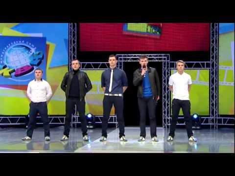 КВН 2014 Первая Лига - Лучшее-2ч
