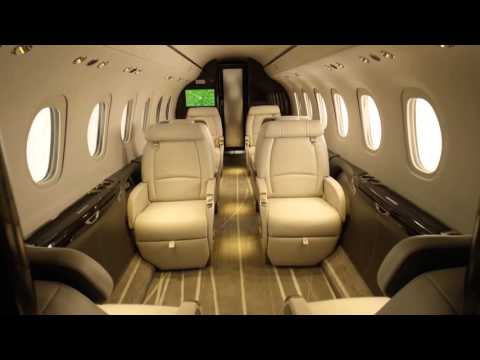 Textron Announces The New Cessna Citation Hemisphere & Longitude