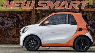 Smart 2014: New Smart ForTwo - ForFour | Design