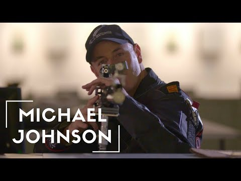 Meet Our Paralympians: Michael Johnson