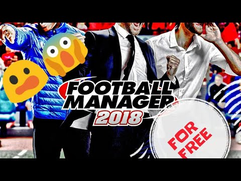 torrent crack football manager 2018