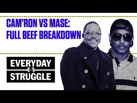 Cam'ron Vs Mase: Full Beef Breakdown  Everyday Struggle