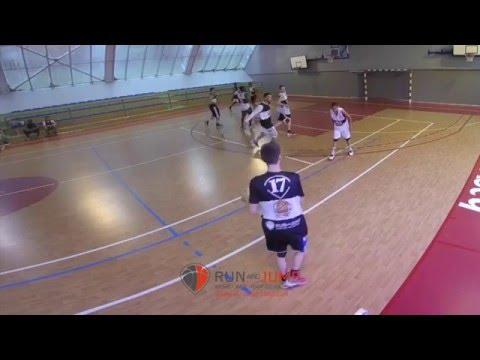 Détection USA 2016 - Villeneuve d'ascq basket - Match 2 matin
