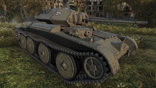 WoT Covenanter 1691 DMG 1281 EXP - Siegfried Line