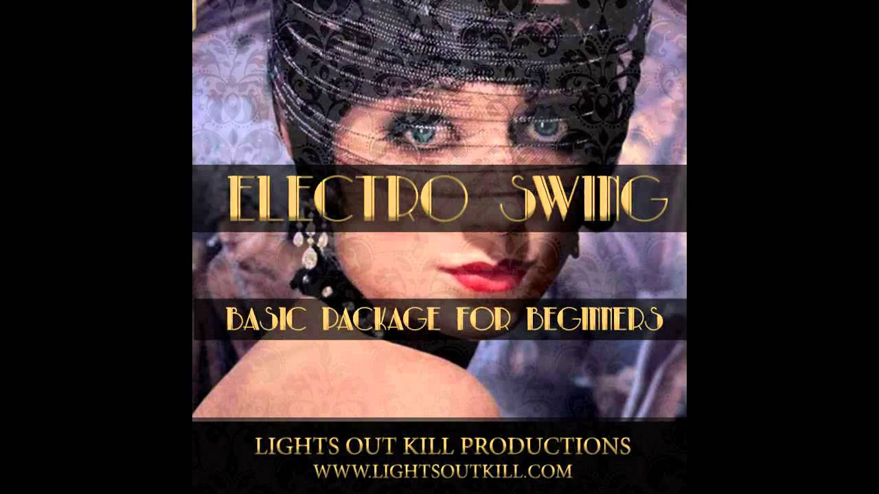 Electro Swing Loops and Samples - Preview - YouTube
