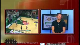 BaskeTime 2017/18 - 1° puntata: ospite Niccolò De Vico