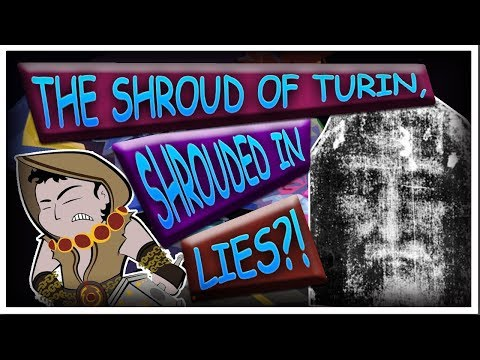 shroud of turin fake carbon dating
