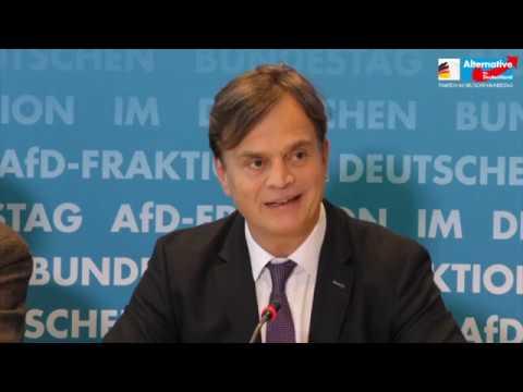 Straferhöhung bei Rückfall, Meister wiedereinführen, Deutsche Euro-Haftrisiken etc. - AfD-Fraktion