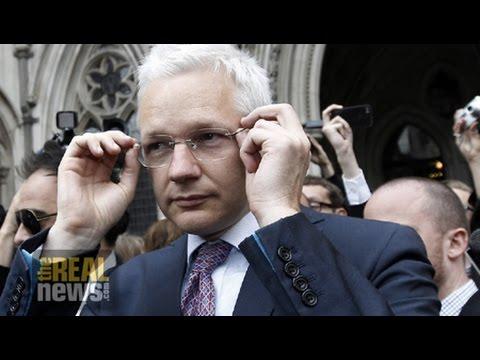 UN May Find Julian Assange Detention was Illegal