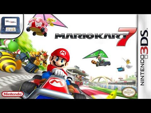 Longplay Of Mario Kart 7 Youtube