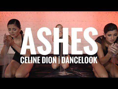 ASHES   CELINE DION   DANCELOOK APPRENTICE PROGRAM   DANCELOOK