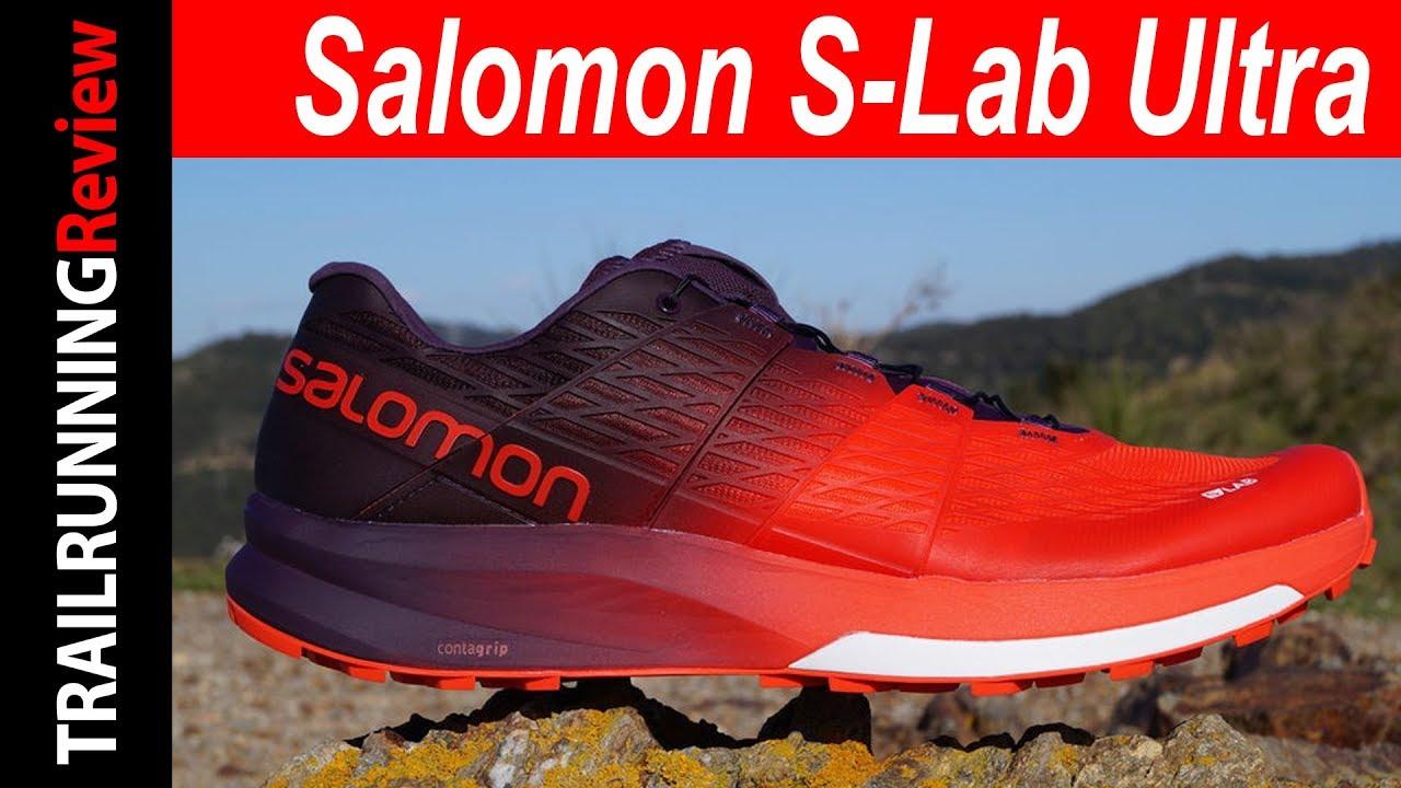 salomon s lab sense ultra 2 avis youtube