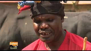 Luhya Bullfighting |Culture Quest