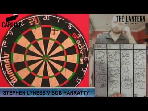 Night 8 - 2017 - STEPHEN LYNESS V BOB HANRATTY