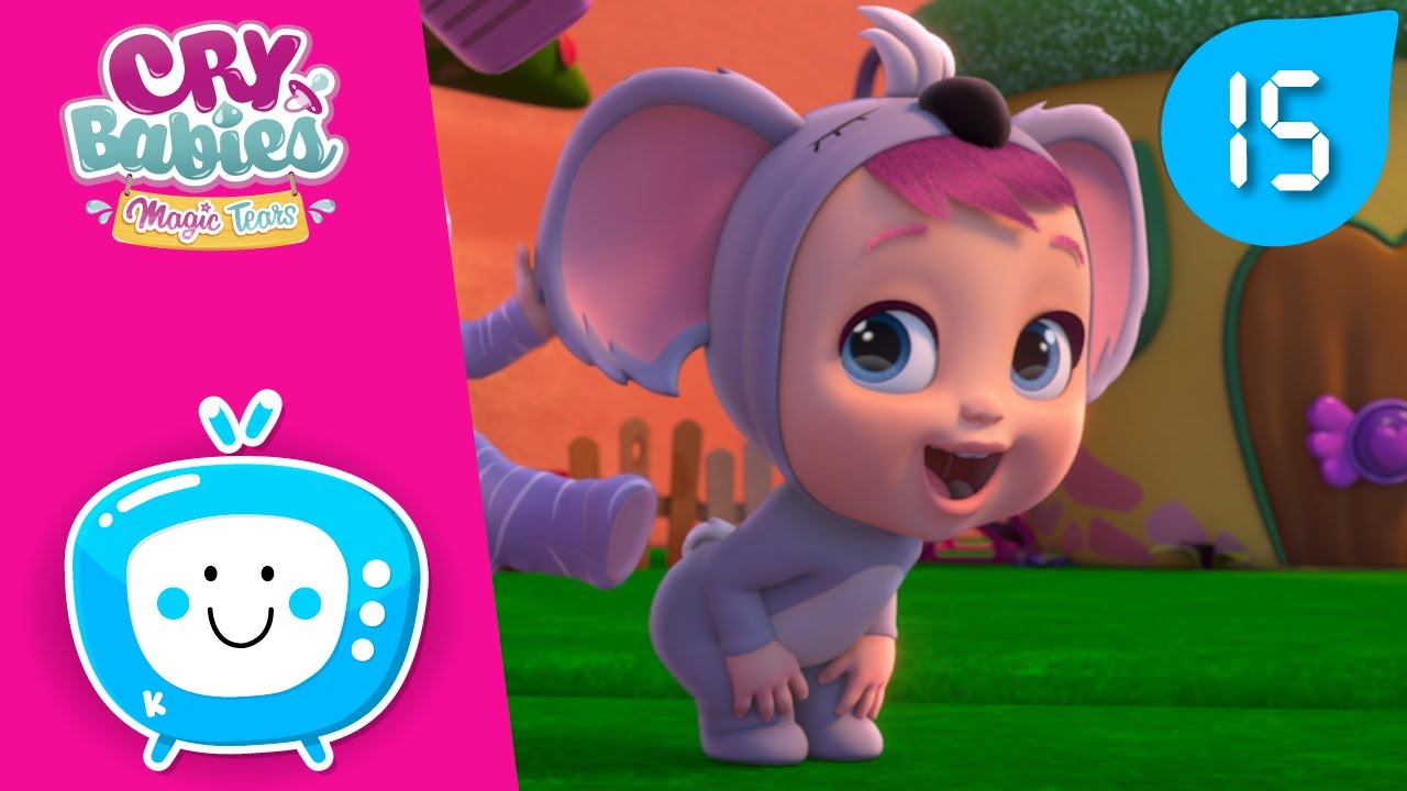🐨 NEW Episodes 🐨 CRY BABIES 💧 MAGIC TEARS 💕 Videos for CHILDREN