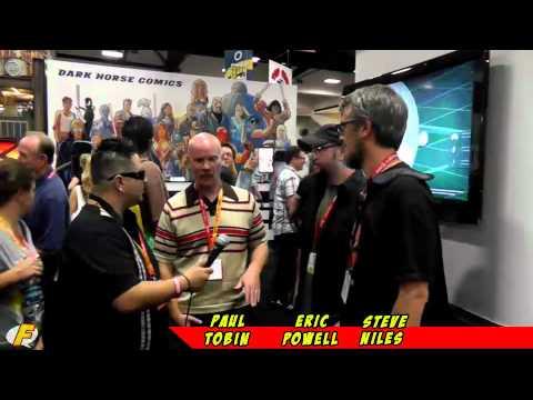 Steve Niles, Eric Powell, and Paul Tobin talk horror comics
