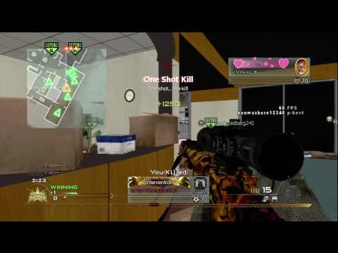 MW2 - CARTOON MOD COLLATERAL OFF THE BREAK AIMBOT!!!